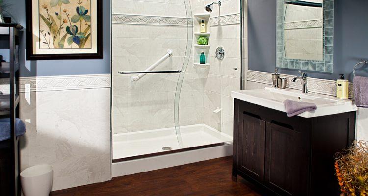 Kitchen and Bath Dimensions - Birmingham AL Tub To Shower Conversion (2)